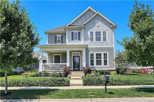Photo of 12980 Walbeck, Fishers, IN 46037 (MLS # 21656659)
