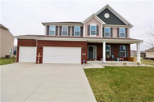 Photo of 4851 Black Marlin Drive, Indianapolis, IN 46239 (MLS # 21692661)