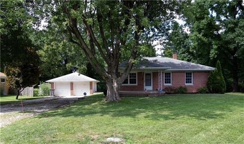 Photo of 2411 HANOVER Drive, Indianapolis, IN 46227 (MLS # 21728661)