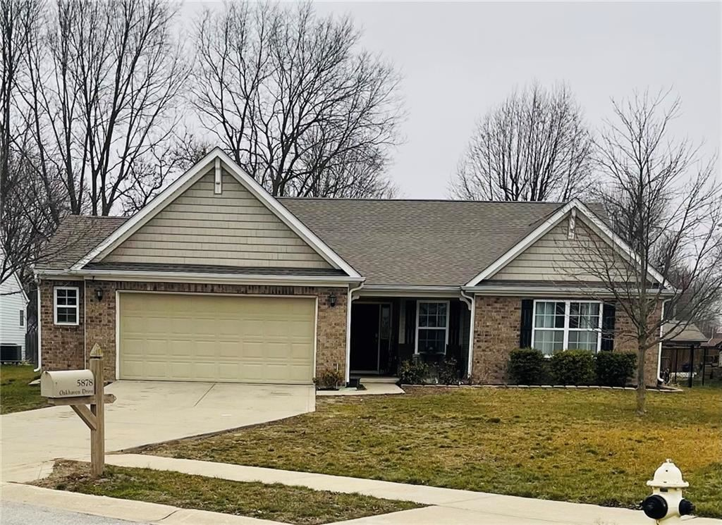 5878 OAKHAVEN Drive, Greenwood, IN 46142 - #: 21760661