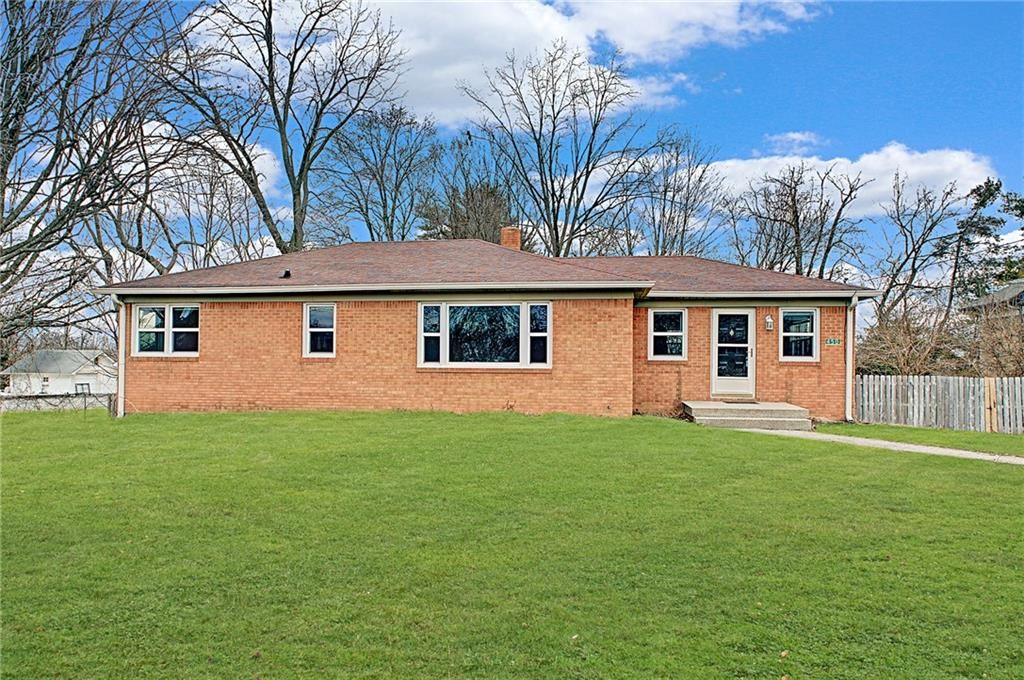450 East Epler Avenue, Indianapolis, IN 46227 - #: 21765661