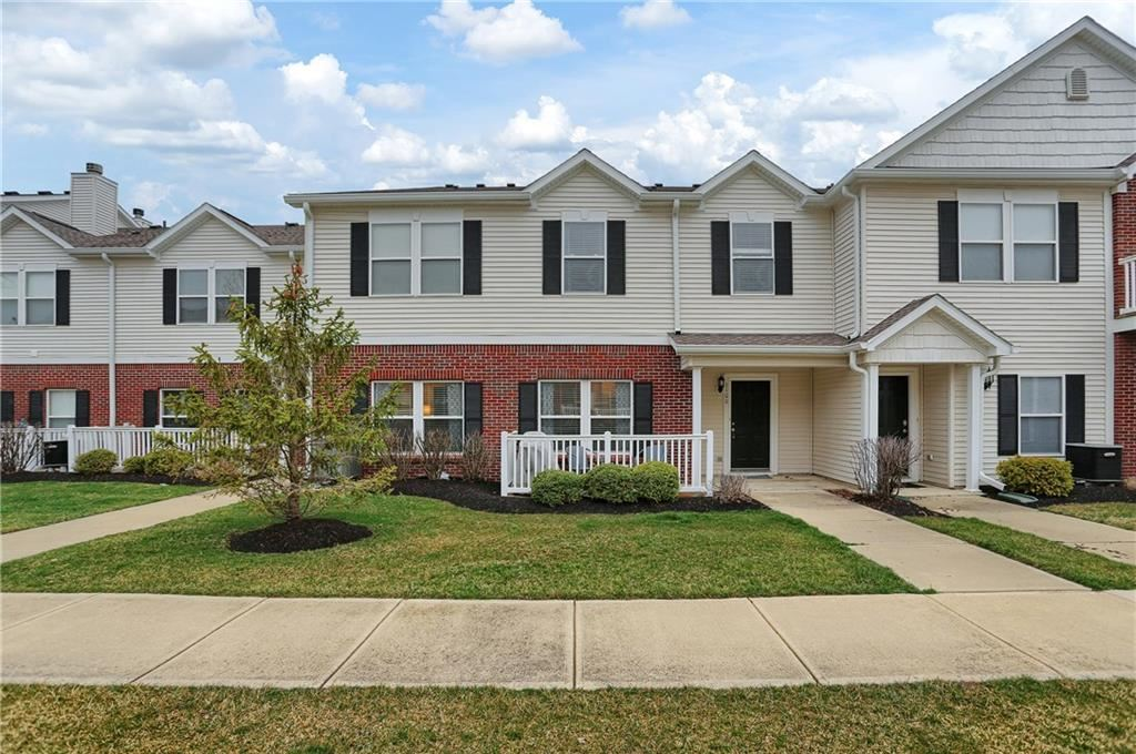 Photo of 12155 Pebble Street #1100, Fishers, IN 46038 (MLS # 21701662)