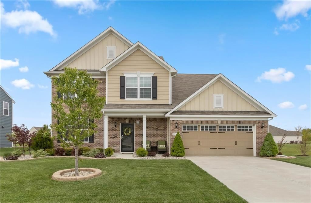 12954 Shakespeare Way, Fishers, IN 46037 - #: 21709662