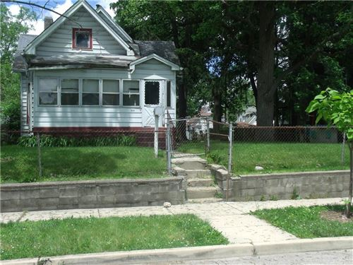 Photo of 1428 West Roache Street, Indianapolis, IN 46208 (MLS # 21721663)