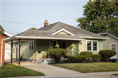 Photo of 1130 North Euclid Avenue, Indianapolis, IN 46201 (MLS # 21739663)