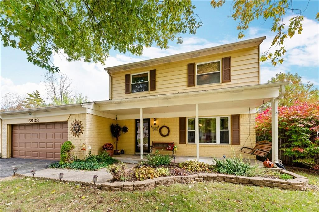 5523 Pappas Drive, Indianapolis, IN 46237 - #: 21674663