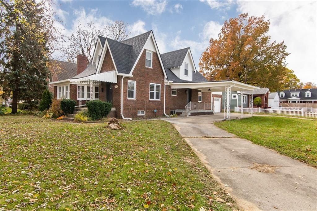 988 North CAMPBELL Avenue, Indianapolis, IN 46219 - #: 21676664