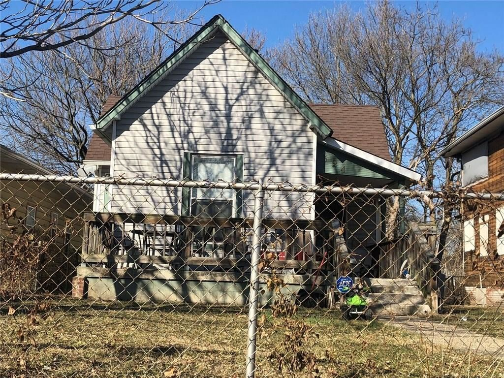 324 West 40TH Street, Indianapolis, IN 46208 - #: 21629665