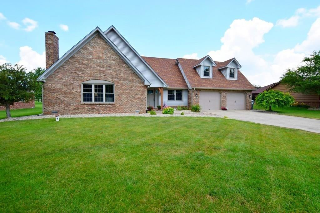 1718 West 550 S, Anderson, IN 46013 - #: 21723665