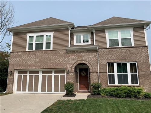 Photo of 6736 West Buck Stone Drive, McCordsville, IN 46055 (MLS # 21737666)