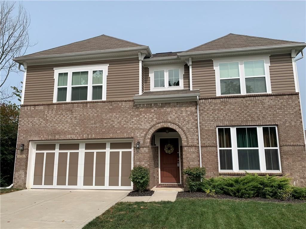 6736 West Buck Stone Drive, McCordsville, IN 46055 - #: 21737666