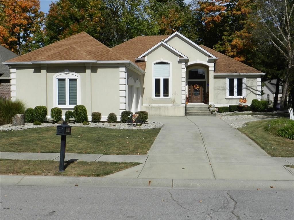 7838 OAK GROVE Court, Indianapolis, IN 46259 - #: 21748666