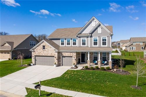 Photo of 16021 Bounds Court, Noblesville, IN 46062 (MLS # 21702667)