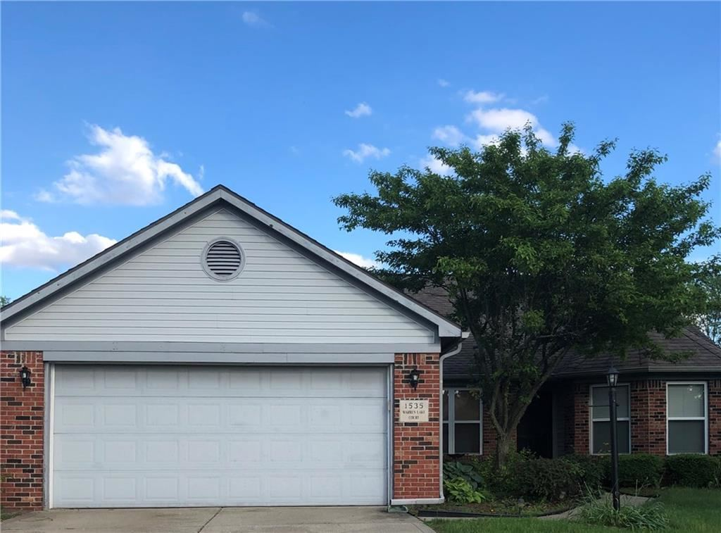 1535 Warren Lake Court, Indianapolis, IN 46229 - #: 21711667