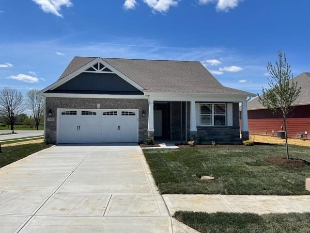Photo of 7338 Wooden Grange Drive, Indianapolis, IN 46259 (MLS # 21759667)