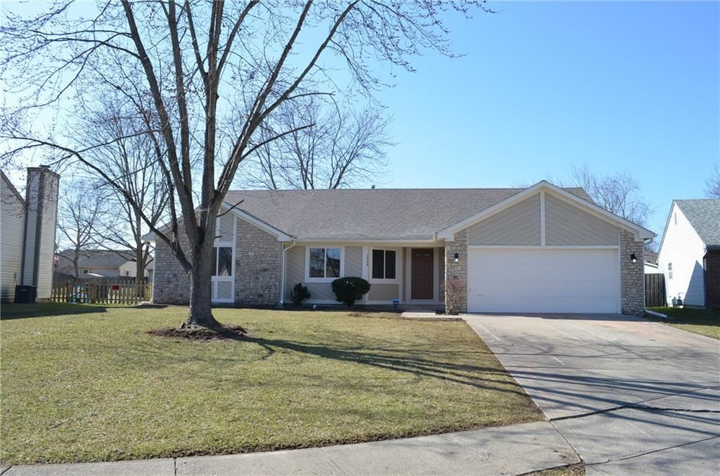 1648 North Park Terrace Court, Indianapolis, IN 46229 - #: 21692668