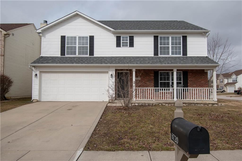 6720 Southern Cross Drive, Indianapolis, IN 46237 - #: 21768668