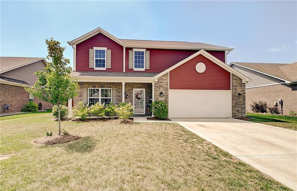 4683 West Lawrence Way, New Palestine, IN 46163 - #: 21660669