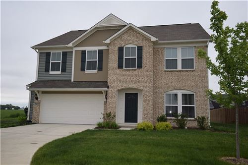 Photo of 5435 North Woodside Court, McCordsville, IN 46055 (MLS # 21788670)