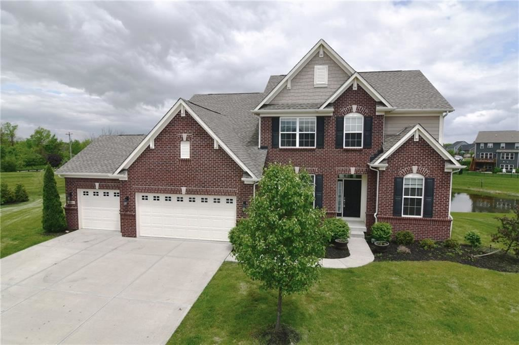 14814 Bonner Circle, Fishers, IN 46037 - #: 21714670
