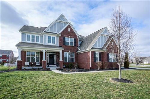 Photo of 10016 Delmore Drive, Fishers, IN 46040 (MLS # 21690671)