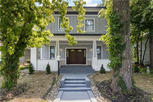 Photo of 1215 Union Street, Indianapolis, IN 46225 (MLS # 21797671)
