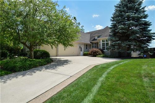 Photo of 11151 PEPPERMILL Lane #0, Fishers, IN 46038 (MLS # 21799671)