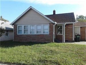 Photo of 3205 South KEYSTONE, Indianapolis, IN 46237 (MLS # 21666672)