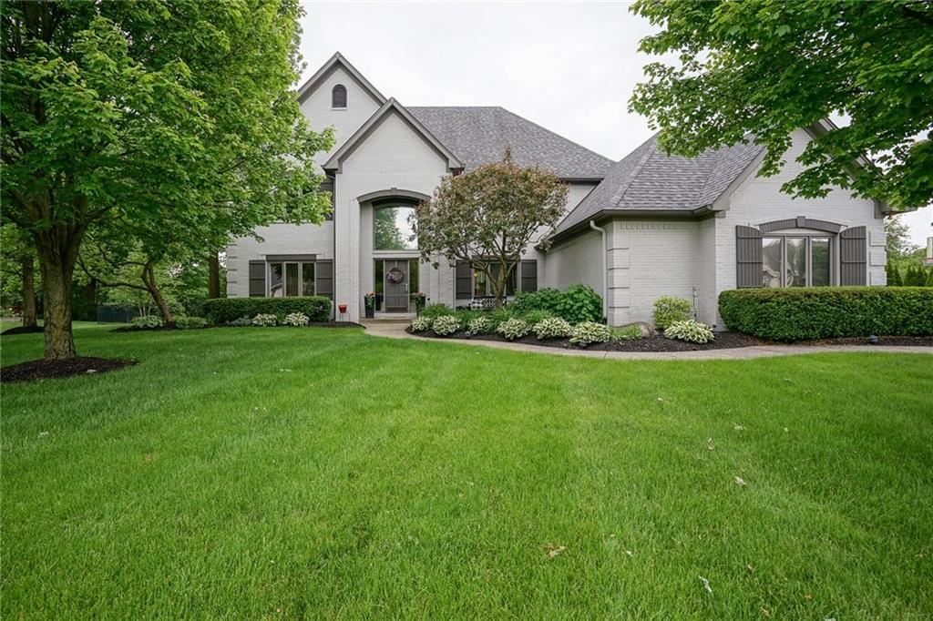 Photo of 1363 Clay Spring Dr, Carmel, IN 46032 (MLS # 21715672)