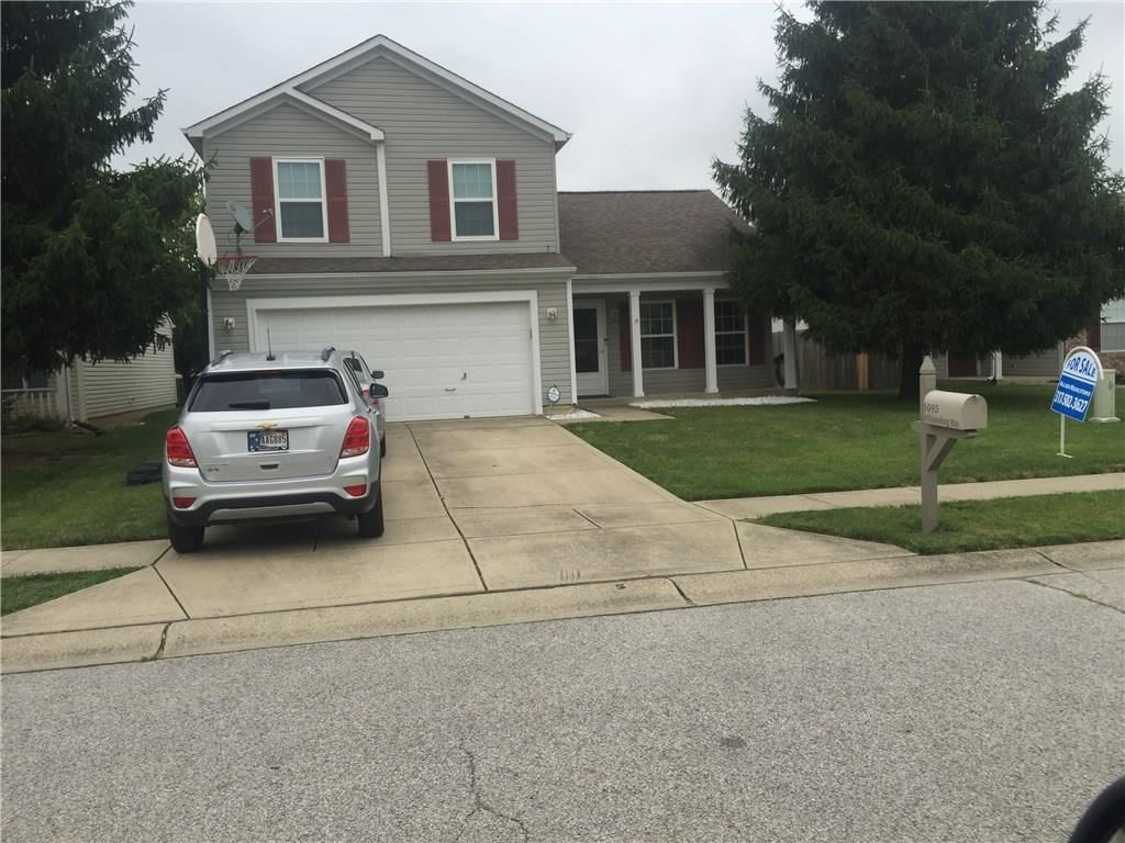 1093 Williamsburg Way, Indianapolis, IN 46234 - #: 21718673