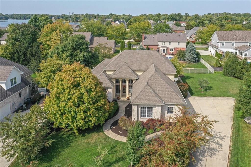 Photo of 21568 Anchor Bay Drive, Noblesville, IN 46062 (MLS # 21740673)