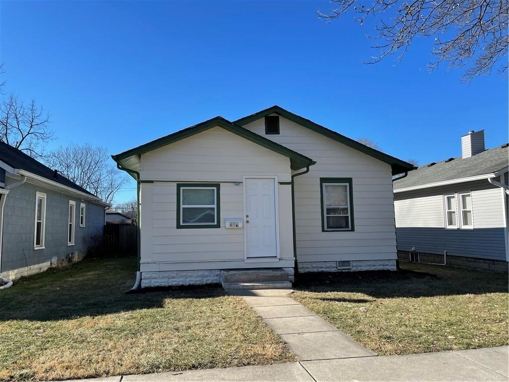 432 South Butler Avenue, Indianapolis, IN 46219 - #: 21765673
