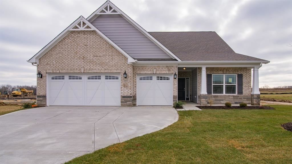 6863 Hocket Place, Plainfield, IN 46168 - #: 21689674