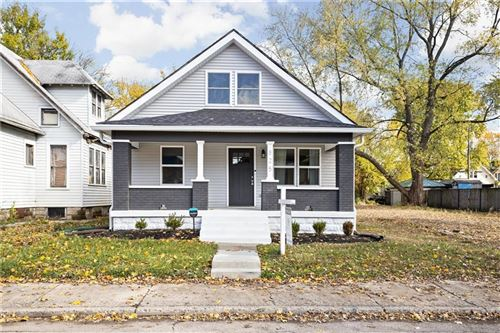 Photo of 825 North Parker Avenue, Indianapolis, IN 46201 (MLS # 21749675)