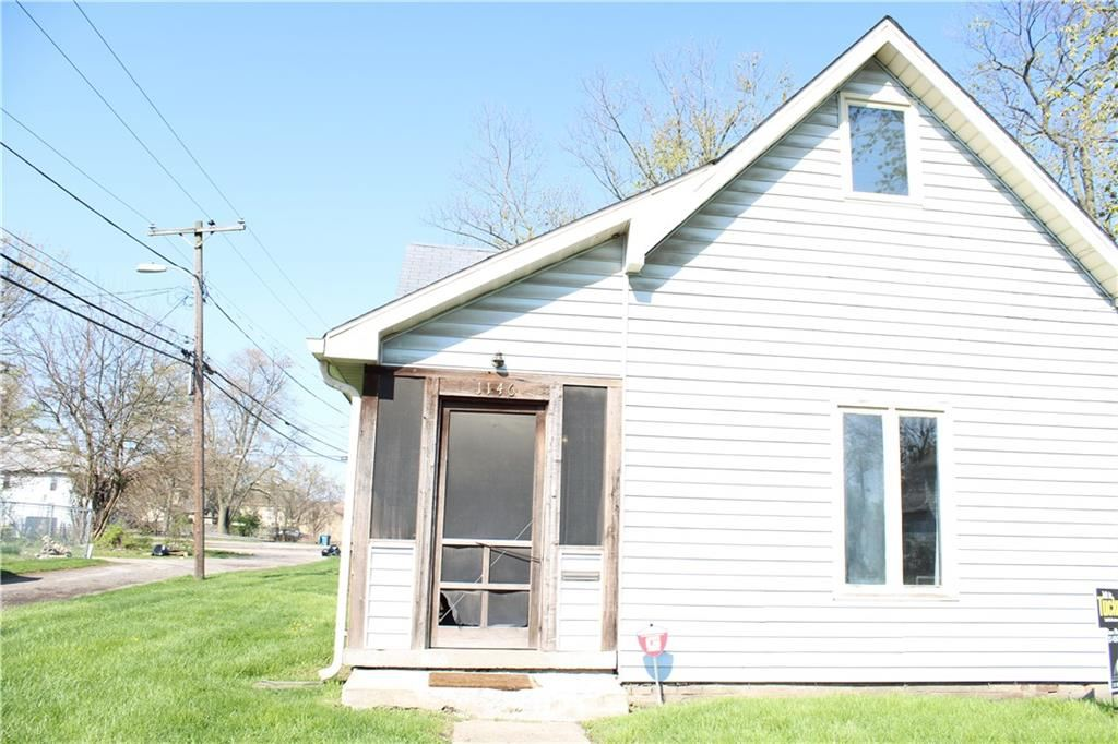 1146 South RICHLAND Street, Indianapolis, IN 46221 - #: 21688675