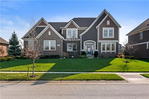 Photo of 4957 Sweetwater Drive, Noblesville, IN 46062 (MLS # 21754676)