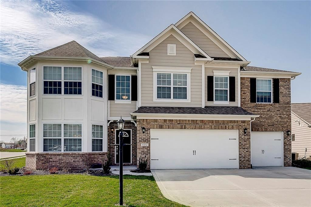 6432 Silver Leaf Drive, Zionsville, IN 46077 - #: 21703676