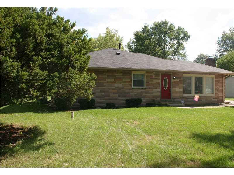 2001 West 64TH Street, Indianapolis, IN 46260 - #: 21716676