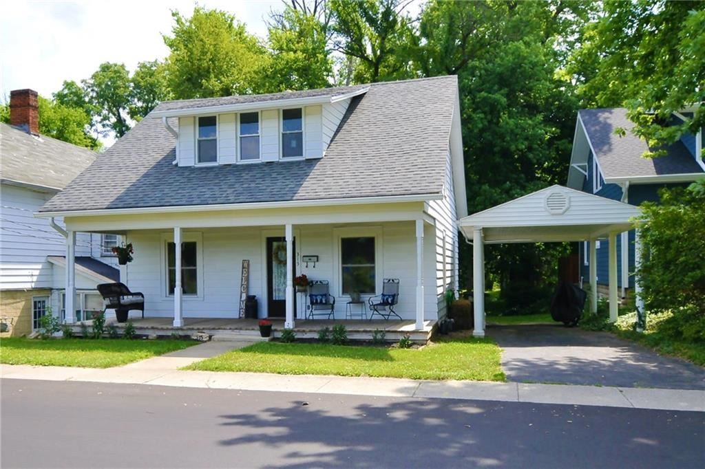 315 South Home Avenue, Franklin, IN 46131 - #: 21723676