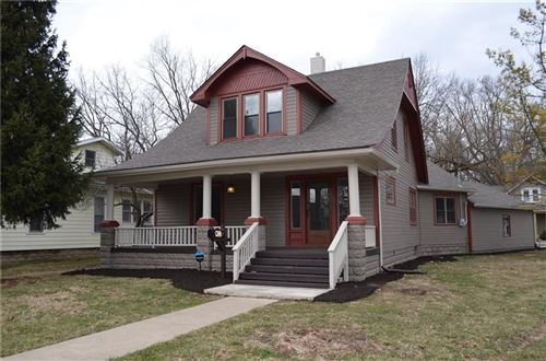 Photo of 432 East MAIN Street, Plainfield, IN 46168 (MLS # 21692677)