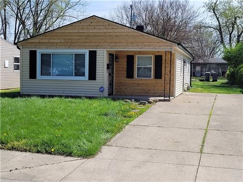 Photo of 2807 Manlove Avenue, Indianapolis, IN 46218 (MLS # 21780677)