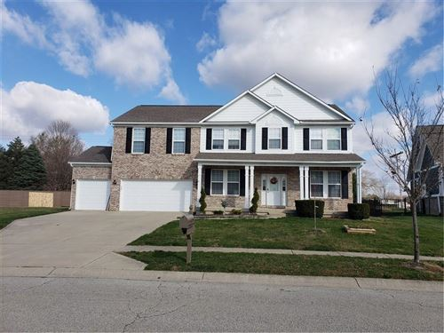 Photo of 18796 Cromarty Circle, Noblesville, IN 46062 (MLS # 21752678)