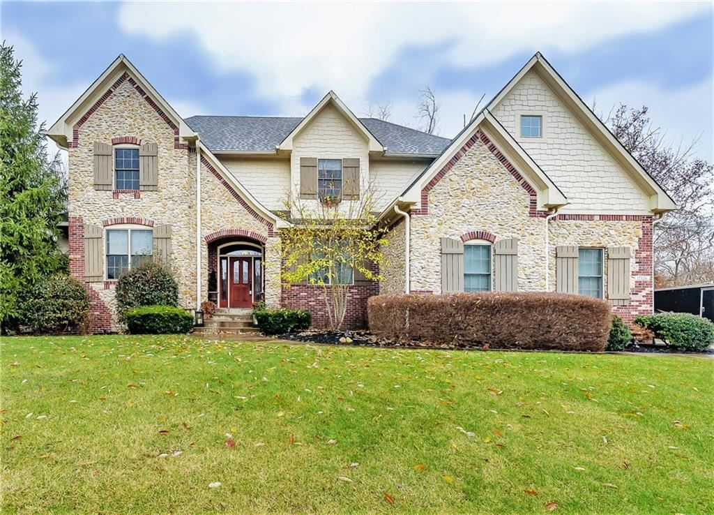 Photo of 17126 Moon Lake Court, Noblesville, IN 46060 (MLS # 21609679)
