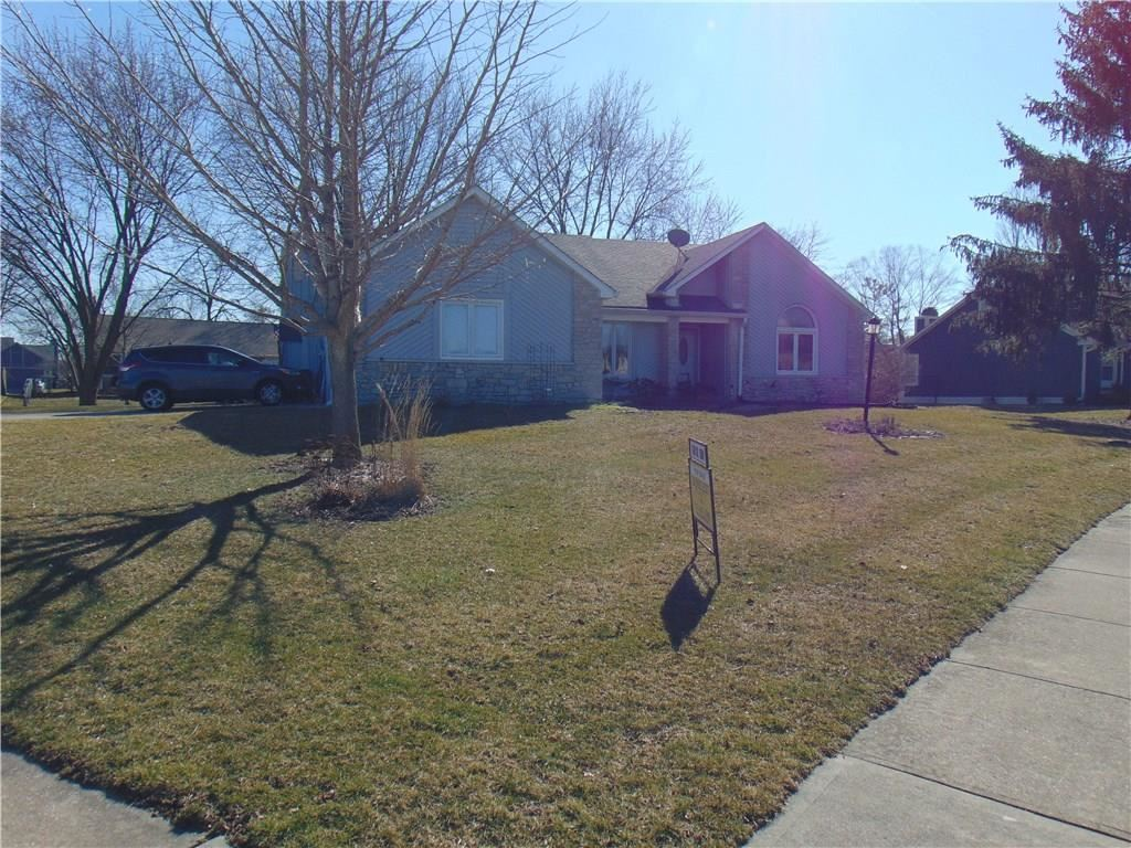 Photo of 7795 Kemble Court, Fishers, IN 46038 (MLS # 21699679)