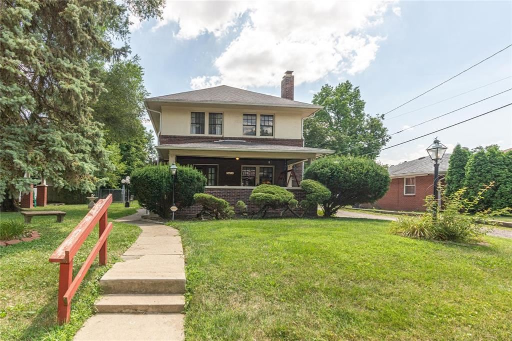 523 East 37th Street, Indianapolis, IN 46205 - #: 21751679