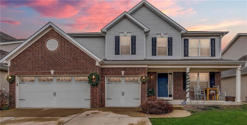 7823 Hedgehop Drive, Zionsville, IN 46077 - #: 21687680