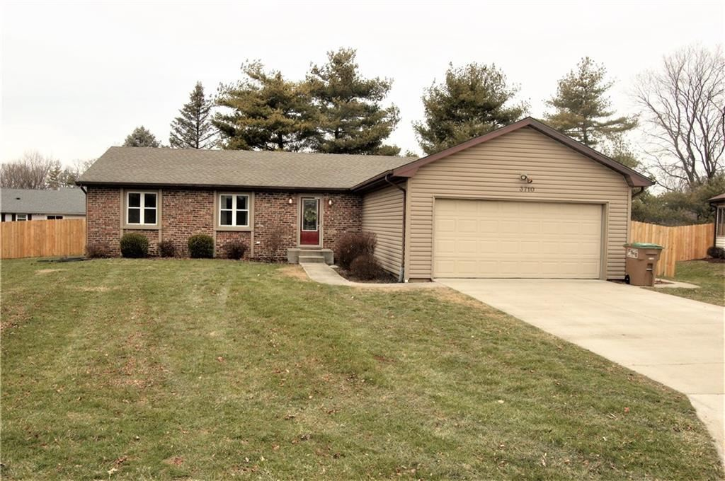3710 INDIANWOOD Drive, Columbus, IN 47203 - #: 21690680