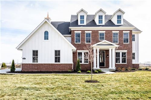 Photo of 4573 Kettering Place, Zionsville, IN 46077 (MLS # 21700681)
