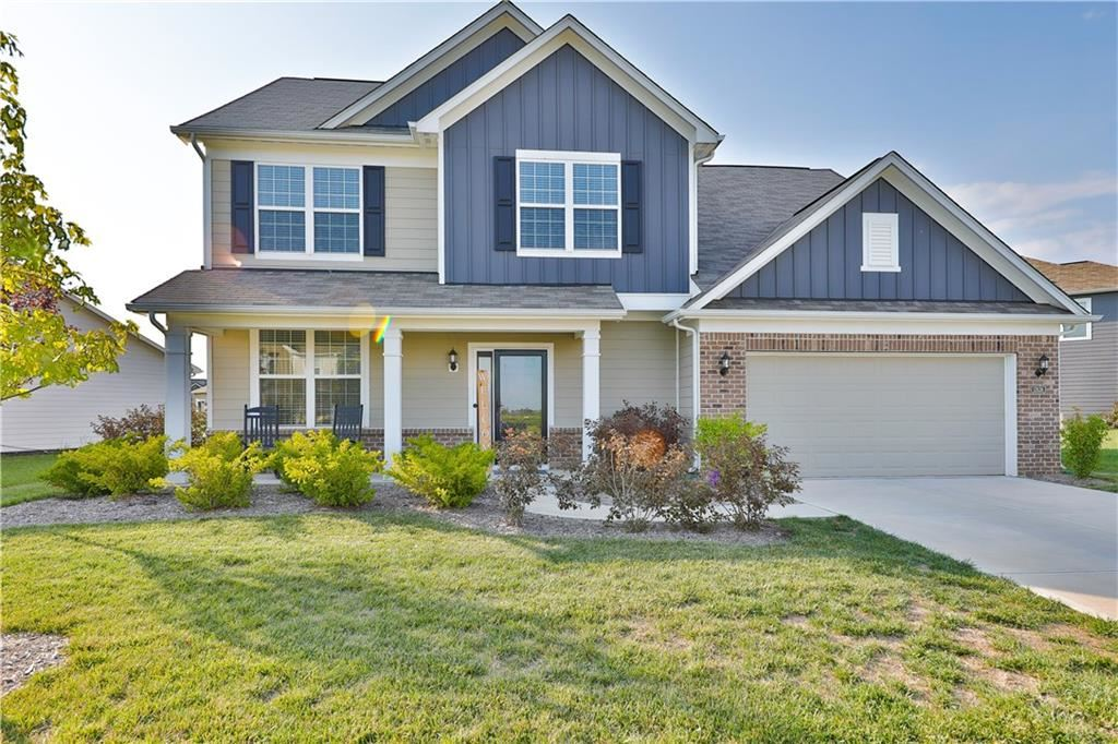 12636 Hideout Drive, Noblesville, IN 46037 - #: 21665681