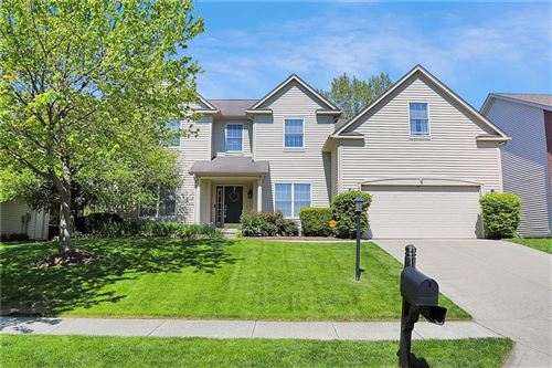 Photo of 12062 Flint Stone Court, Fishers, IN 46037 (MLS # 21782682)